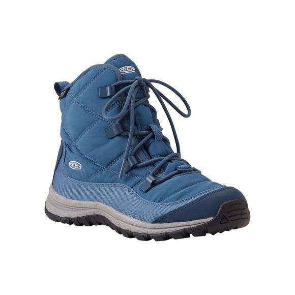 KEEN Terradora Ankle Waterproof Hiking Boots sz 8